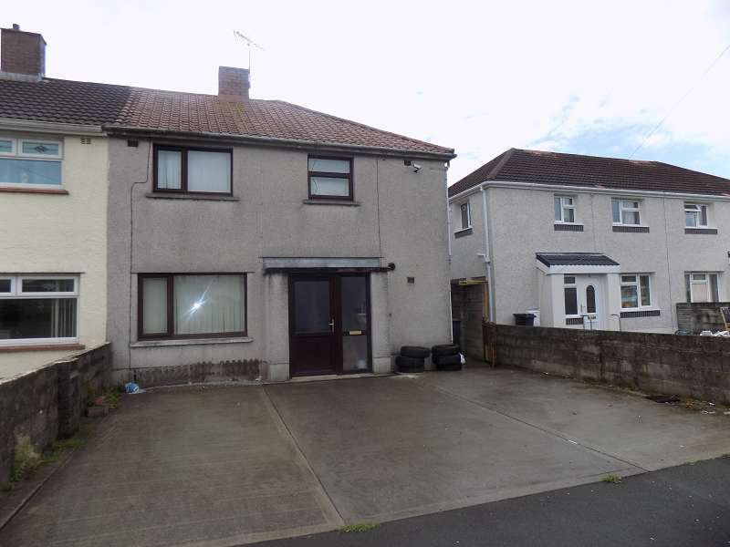 3 Bedrooms Semi Detached House for sale in Farmfield Avenue, Sandfields Estate, Port Talbot, Neath Port Talbot. SA12 7HB