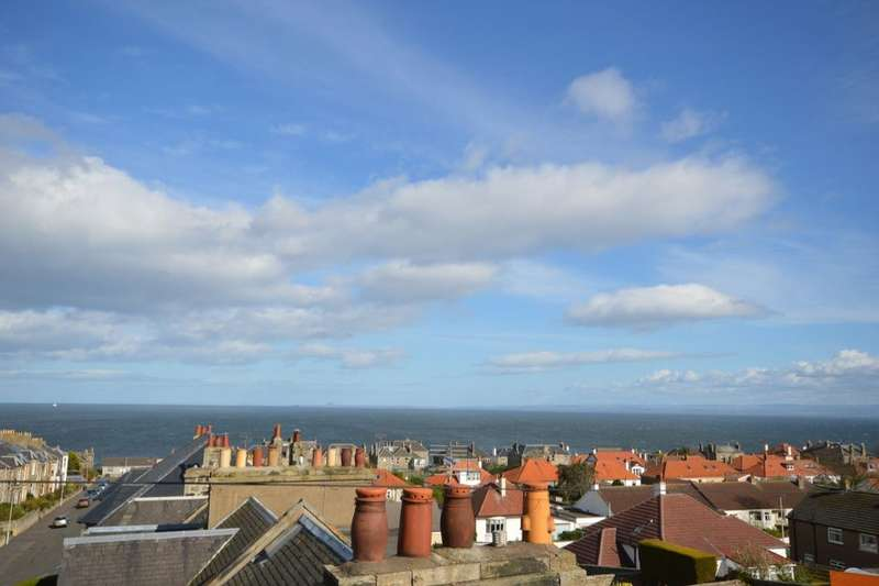 2 Bedrooms Flat for sale in Darney Terrace, Kinghorn, KY3