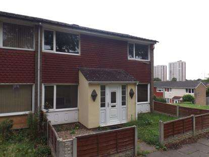 3 Bedrooms End Of Terrace House for sale in Stratford Walk, Birmingham, West Midlands