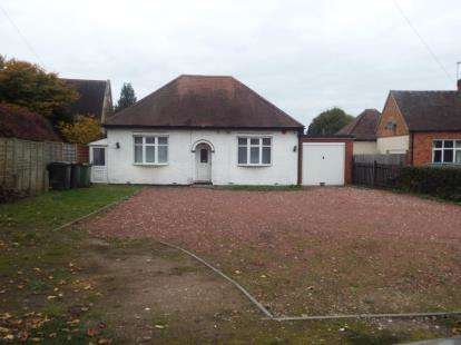 3 Bedrooms Bungalow for sale in Parkfield Road, Coleshill, Birmingham, Warwickshire