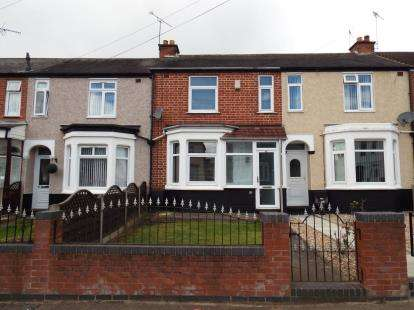 2 Bedrooms Terraced House for sale in Grangemouth Road, Radford, Coventry