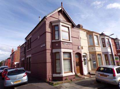 3 Bedrooms Terraced House for sale in Errol Street, Aigburth, Liverpool, Merseyside, L17