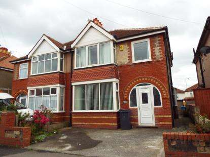 3 Bedrooms Semi Detached House for sale in Slinger Road, Thornton-Cleveleys, FY5