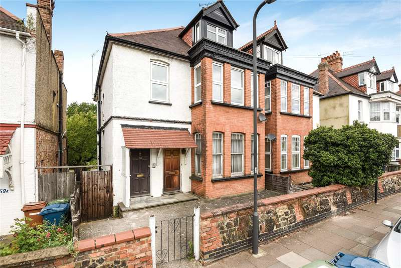 4 Bedrooms Apartment Flat for sale in Marlborough Hill, Harrow, Middlesex, HA1