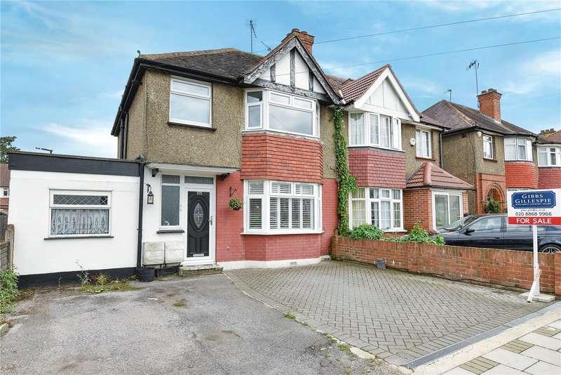 1 Bedroom Maisonette Flat for sale in Twyford Road, Harrow, Middlesex, HA2
