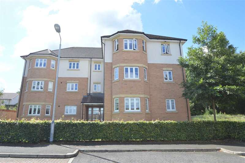 2 Bedrooms Apartment Flat for sale in Phillips Wynd, Hamilton