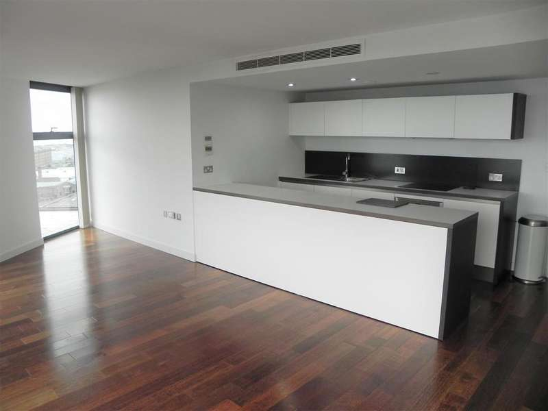 2 Bedrooms Apartment Flat for sale in Brook Street, Liverpool