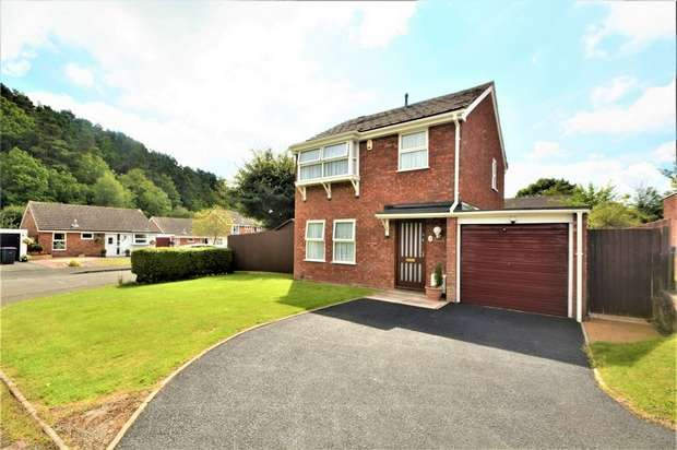 3 Bedrooms Detached House for sale in 8 Westerkirk Drive, Madeley, Telford, Shropshire