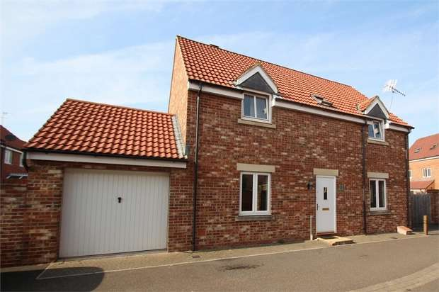 4 Bedrooms Detached House for rent in Wight Row, Portishead, Bristol