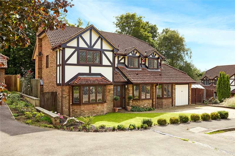 4 Bedrooms Detached House for sale in The Platt, Lindfield, West Sussex, RH16