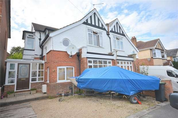 4 Bedrooms Semi Detached House for sale in Sunnyhill Road, Southbourne, Bournemouth