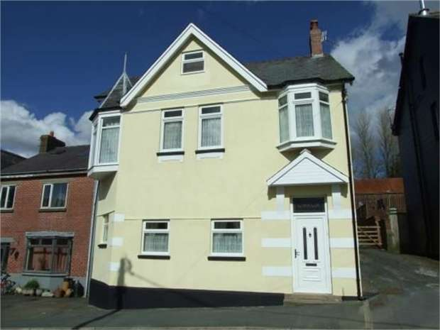 7 Bedrooms Detached House for sale in Irfon Terrace, Llanwrtyd Wells, Powys