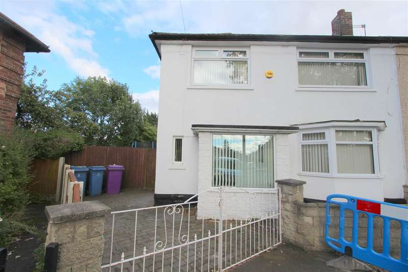 3 Bedrooms Semi Detached House for sale in Grenfell Road, Clubmoor, Liverpool