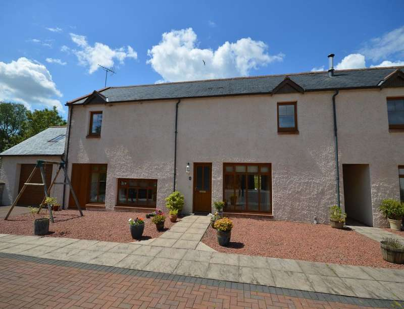 3 Bedrooms Property for sale in Hallguards Mill, Hoddom, Lockerbie, DG11