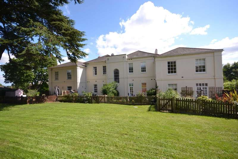 2 Bedrooms Apartment Flat for sale in The Rise, Caversham