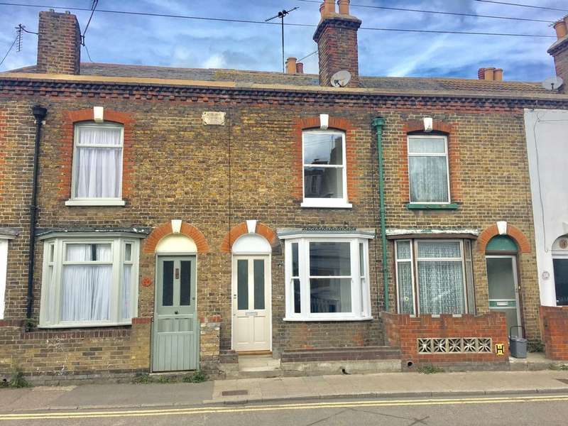 3 Bedrooms Terraced House for sale in Canterbury Road, Whitstable, CT5