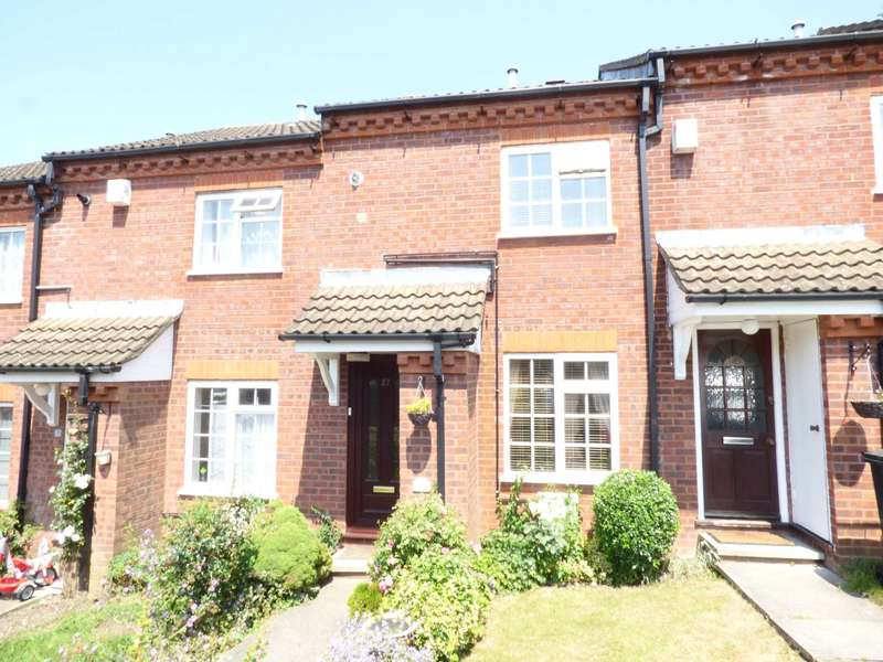 2 Bedrooms Terraced House for sale in Ormsby Close, Luton