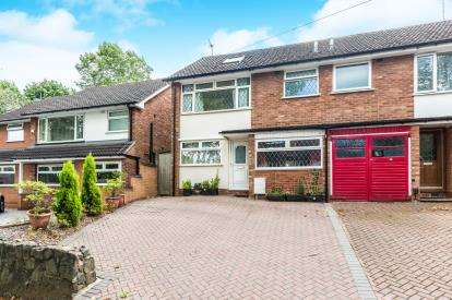 4 Bedrooms Semi Detached House for sale in Cambridge Road, Moseley, Birmingham, West Midlands