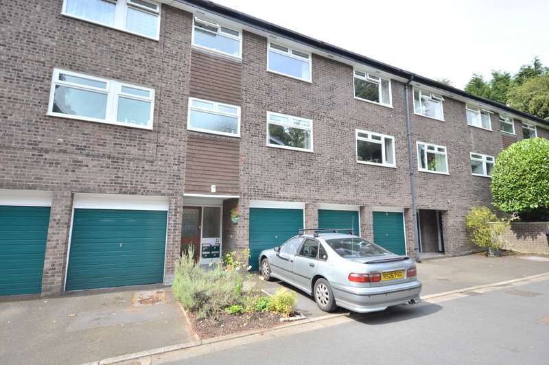 2 Bedrooms Apartment Flat for sale in WARREN CLOSE, Bramhall (Flat for Sale)