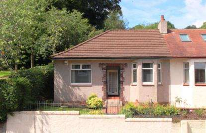 2 Bedrooms Bungalow for sale in Graham Street, Barrhead, Glasgow, East Renfrewshire