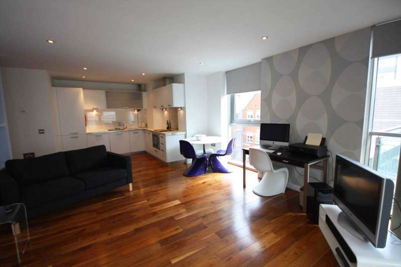 1 Bedroom Apartment Flat for sale in The Edge, Clowes St