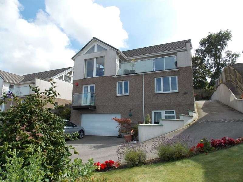 4 Bedrooms Detached House for sale in Crembling Well, Barncoose, Redruth
