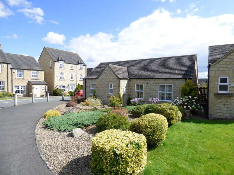 2 Bedrooms Detached Bungalow for sale in 28 Dale Grove, Leyburn