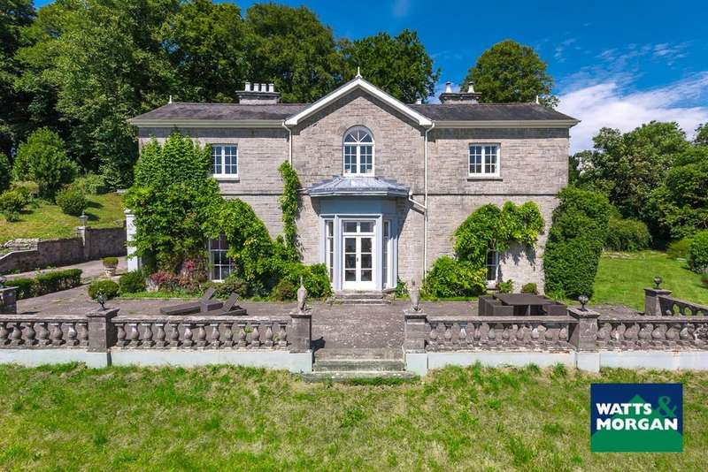 5 Bedrooms Detached House for sale in Porthkerry, Vale Of Glamorgan