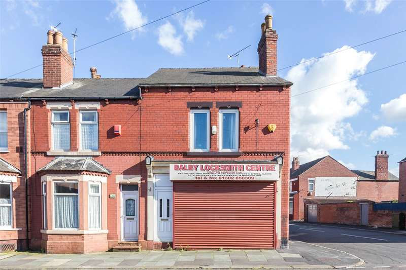3 Bedrooms End Of Terrace House for sale in Florence Avenue, Doncaster, DN4