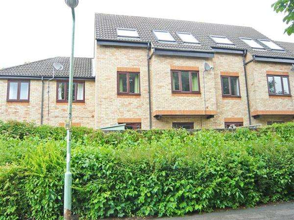 2 Bedrooms Maisonette Flat for sale in St. Peters Court, BURY ST. EDMUNDS IP33 3LY
