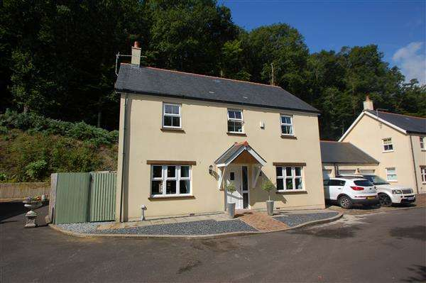 4 Bedrooms Detached House for sale in ST. WHITES ROAD, CINDERFORD