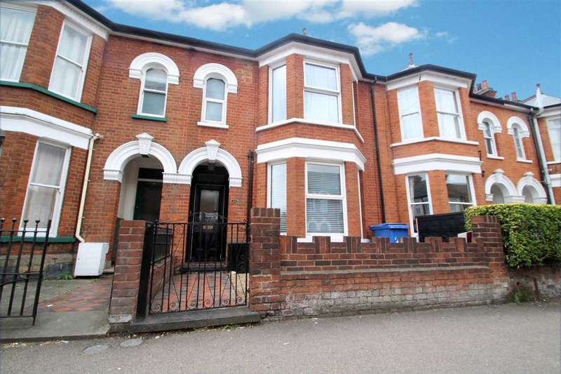 4 Bedrooms Terraced House for sale in Foxhall Road, Ipswich