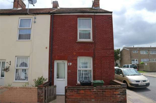 2 Bedrooms End Of Terrace House for sale in Stone Road, Great Yarmouth, Norfolk