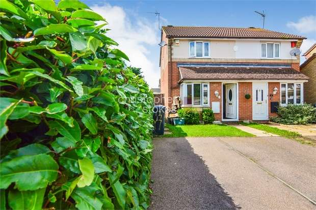 2 Bedrooms Semi Detached House for sale in Denny Gate, Cheshunt, Hertfordshire