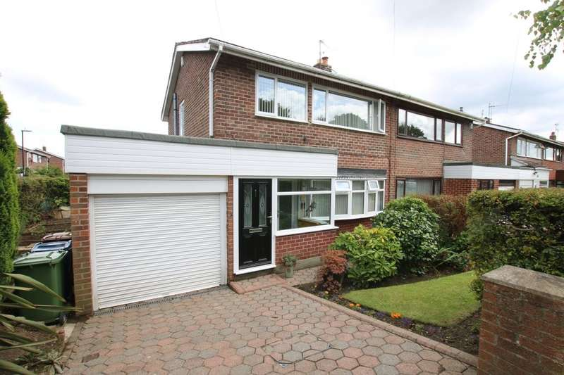 3 Bedrooms Semi Detached House for sale in John F Kennedy Estate, Washington Village, NE38