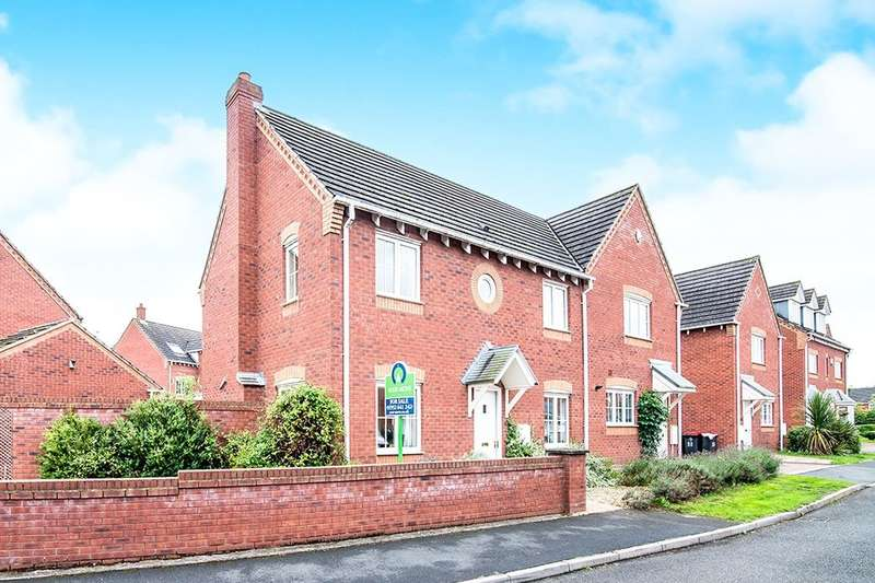 3 Bedrooms Semi Detached House for sale in Dulwich Grange, Bratton, Telford, TF5