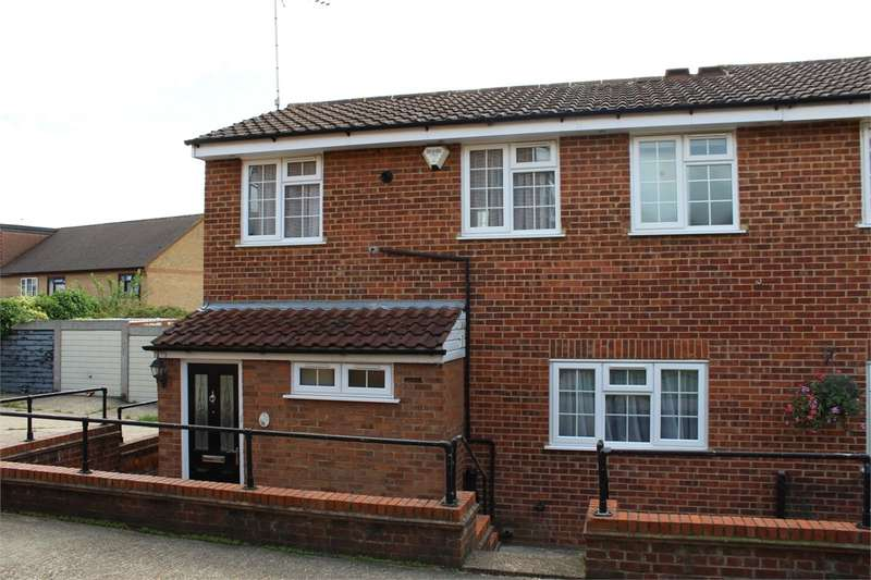 3 Bedrooms End Of Terrace House for sale in Elm Way, Friern Barnet, London