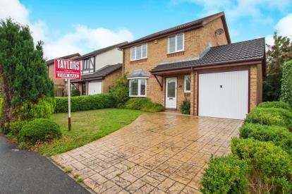 4 Bedrooms Detached House for sale in New Road, Stoke Gifford, Bristol, Gloucestershire