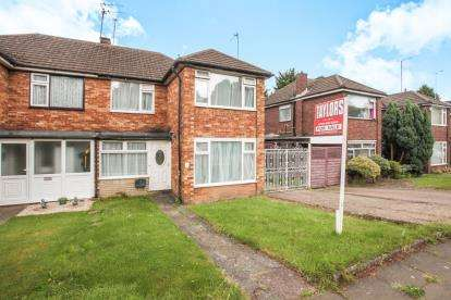 3 Bedrooms Semi Detached House for sale in Runley Road, Luton, Bedfordshire