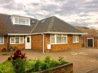 6 Bedrooms Bungalow for sale in Homedale Drive, Luton, Bedfordshire