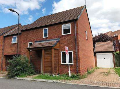 4 Bedrooms Link Detached House for sale in Townlands Crescent, Wolverton Mill, Milton Keynes, Buckinghamshire