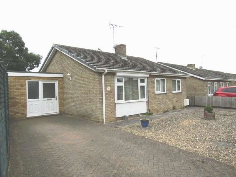 3 Bedrooms Bungalow for sale in Abbey Way, Whittlesey, PE7