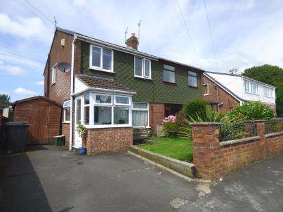 3 Bedrooms Semi Detached House for sale in Arrowsmith Drive, Hoghton, Preston