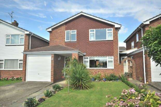 3 Bedrooms Detached House for sale in Hindhead Road, Earley, Reading