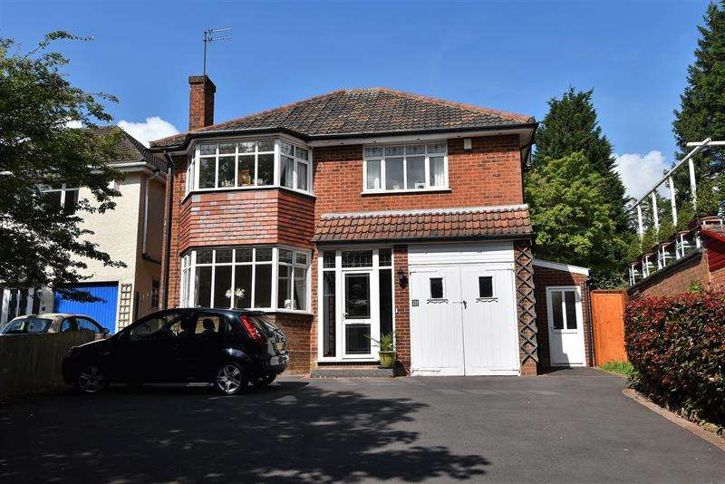 4 Bedrooms Detached House for sale in Redditch Road, Kings Norton, Birmingham