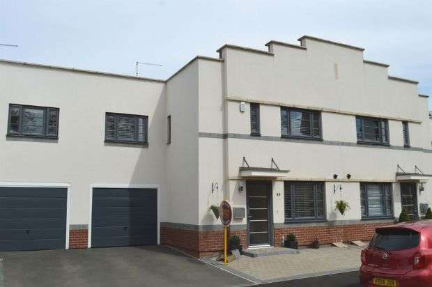 4 Bedrooms Detached House for sale in Leatherworks Way, Little Billing, Northampton NN3 9BP