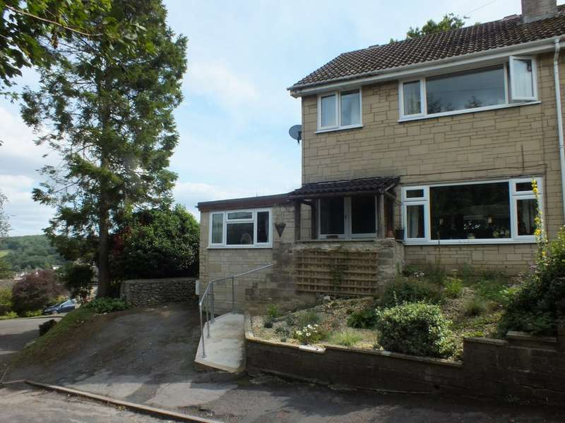 4 Bedrooms Semi Detached House for sale in Nailsworth