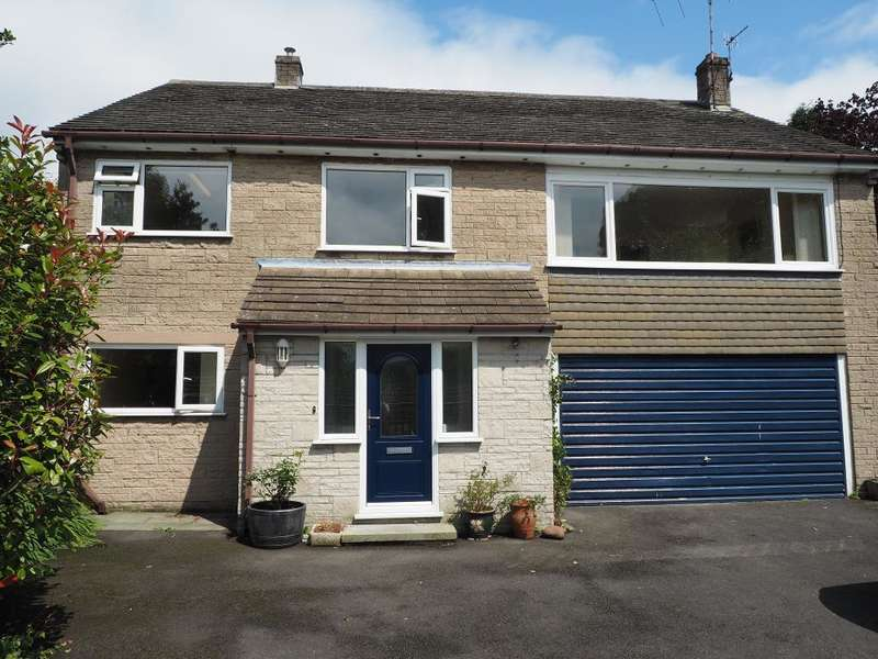 4 Bedrooms Detached House for sale in Cote Lane, Hayfield, High Peak, Derbyshire, SK22 2HL