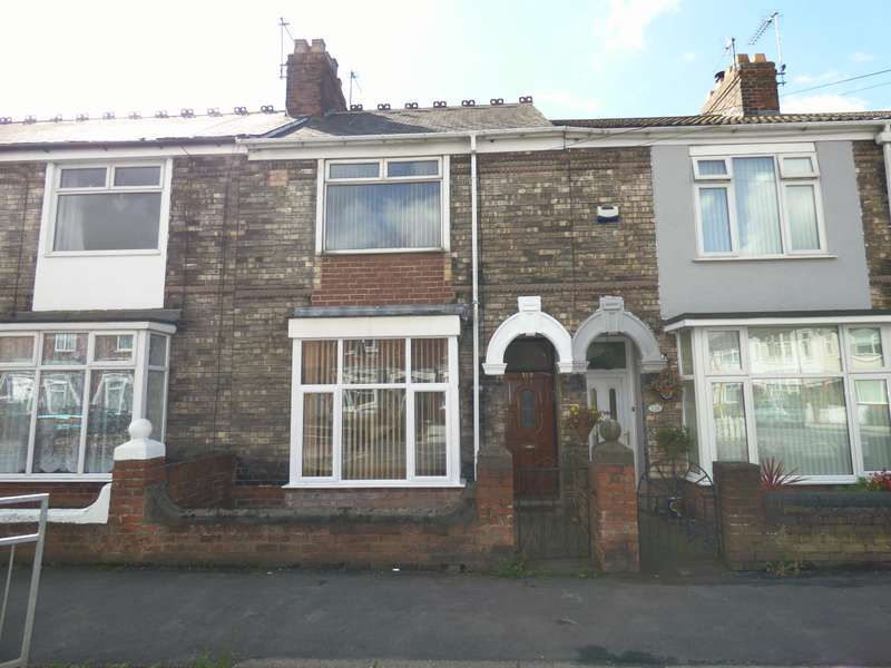 2 Bedrooms Terraced House for sale in Holme Church Lane, Beverley, HU17 0PY