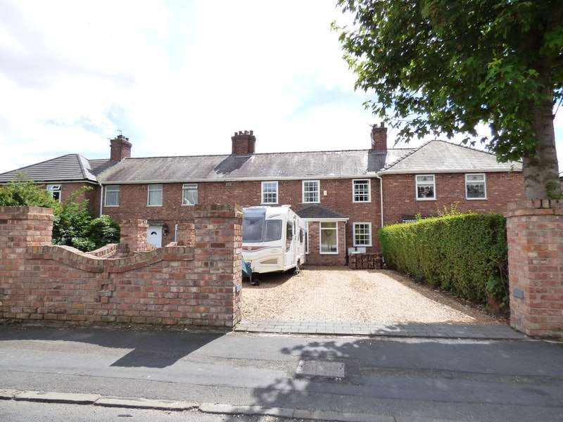 3 Bedrooms Town House for sale in Alder Avenue, Widnes, Cheshire, WA8